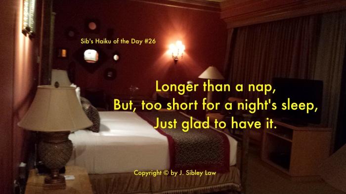Sib's Haiku 026