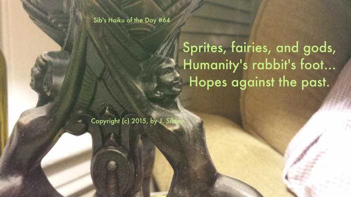 Sib's Haiku 064