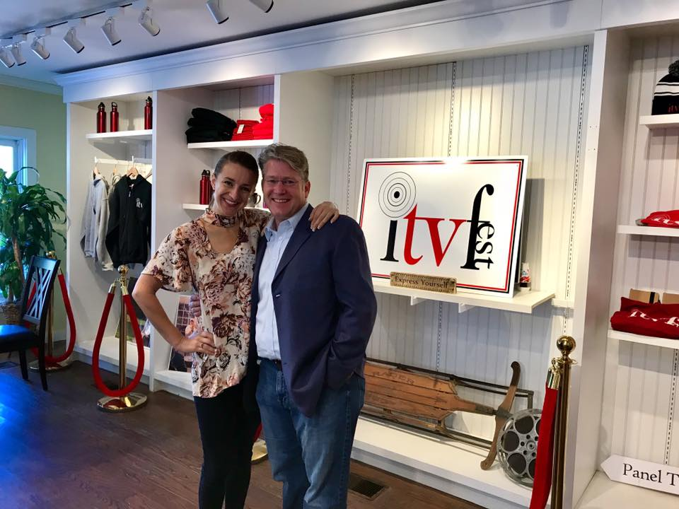 Sib & MaryLynn Suchan 2017 ITVFest