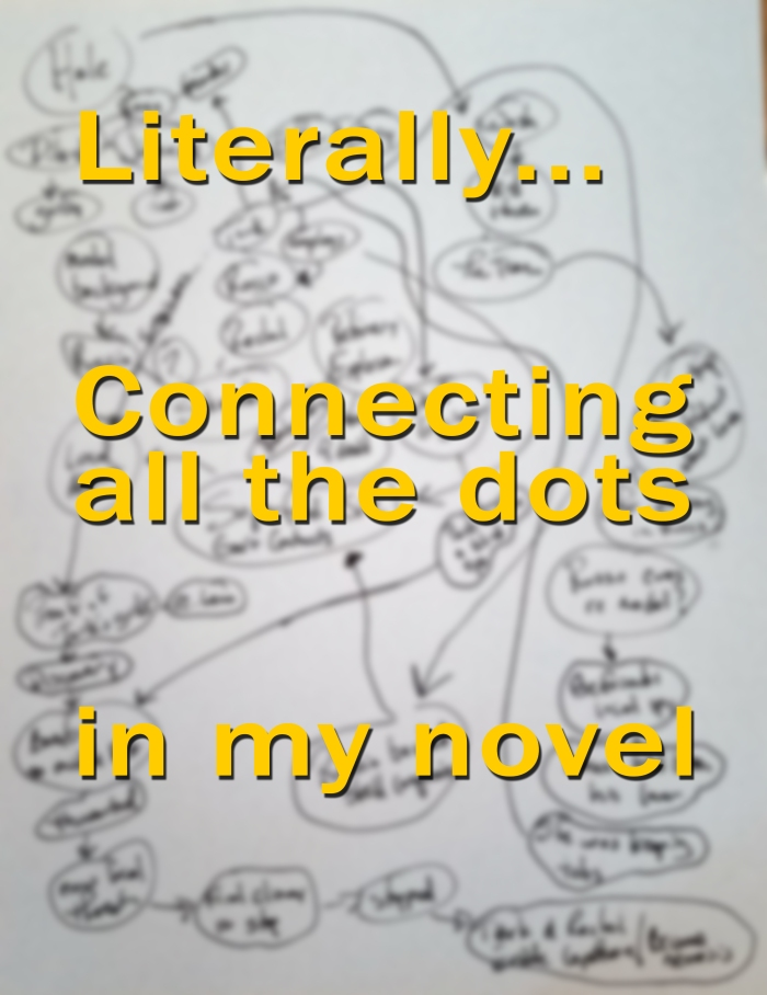 Blurry Hale Novel 1 Dots Connected 2017 11 09